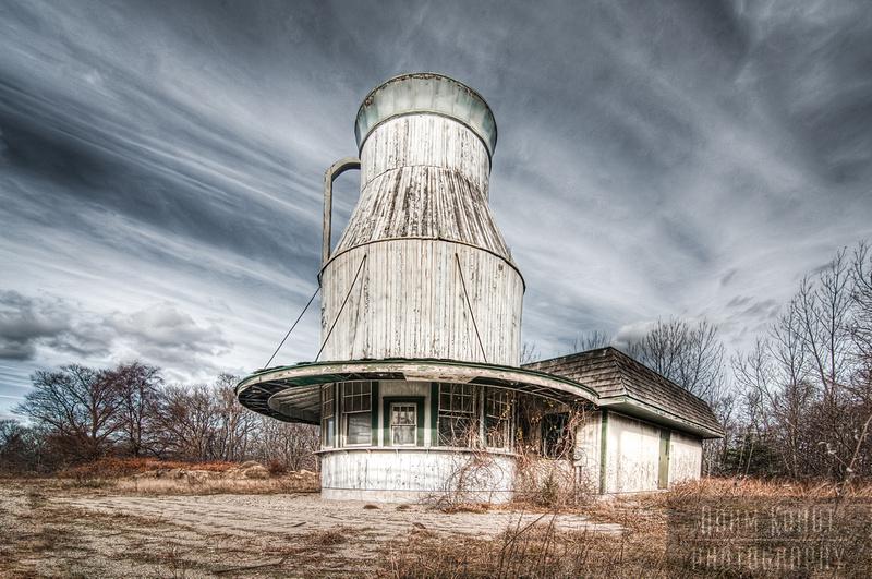 "RI Photographer, Adam Kohut Photography ""The Milk Jug"""